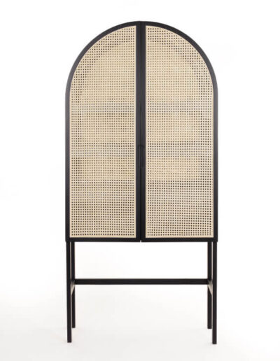 DS301 Cane Dressing Table-01