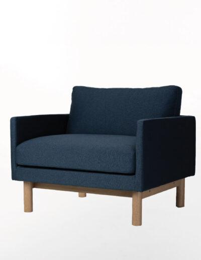 LC104 Lagoon Soft Lounge Chair