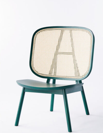 LC301 Cane Lounge Chair-01