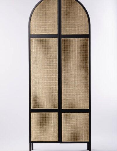 WD301 Cane Wardrobe-01